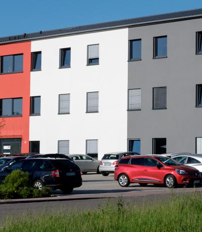 BFE Zentrale Mühlhausen